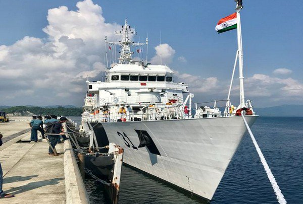 Indian Coast Guard on High Alert to Stop Attackers from